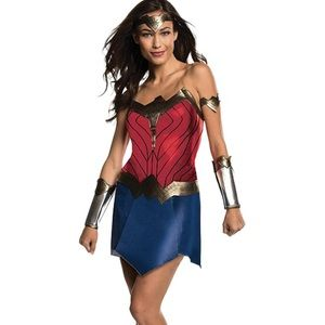 Women's DC Comics Wonder Woman Costume
